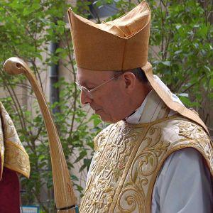 Archbishop Andre Mutien Leonard, Archbishop of Melchelen-Brussels